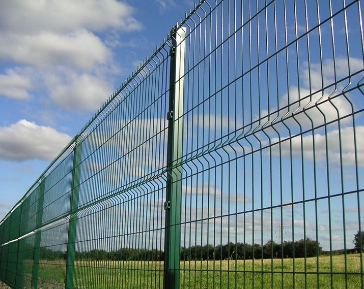 Dublin Fencing - Welded Mesh Fence Contractors